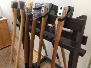 福島県の斧販売