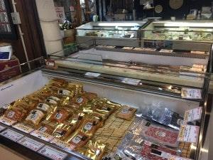 栃木県那須高原のソーセージ販売