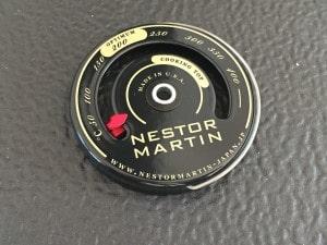 ネスターマーティンB-TOP用の温度計
