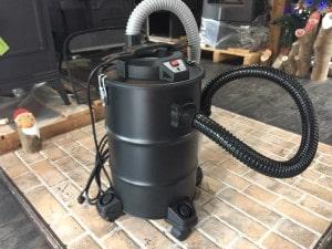 薪ストーブの灰専用掃除機